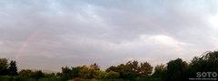 2014/06/27の虹