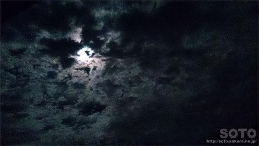 2016/10/16月夜
