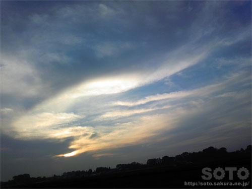 2011/11/03の空