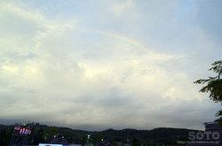 2015/08/22の虹