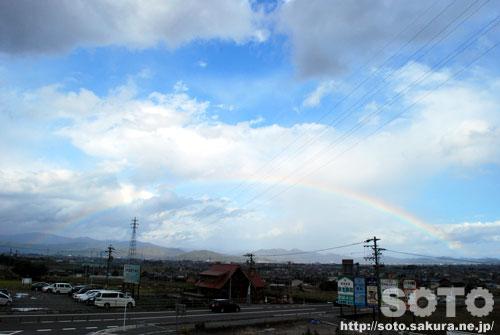 2011/11/20 虹(3)