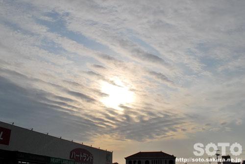 2011/12/06の空
