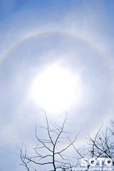 2012/04/18の日暈