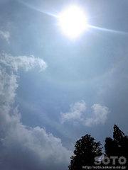 日暈20110604