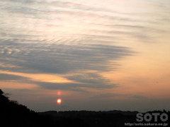 夕陽(20111228-2)