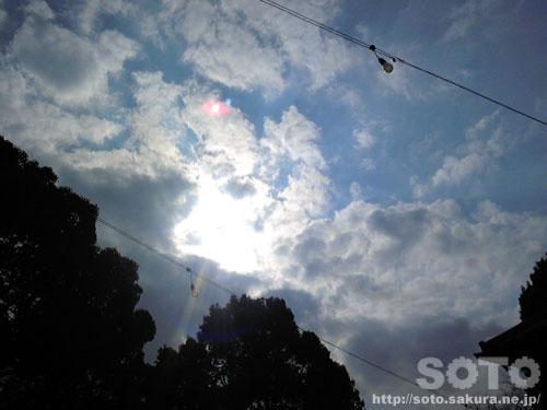 2012/01/03の空