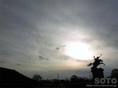 20130208の空(1)