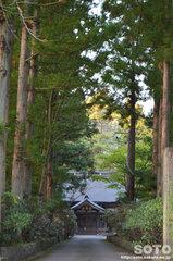 秋保大滝(西光寺本堂)