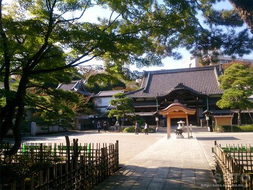 泉岳寺(20)