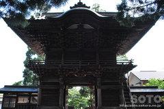 報恩寺(楼門)