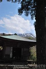 大山寺(不動明王堂)