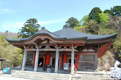 大山寺(本堂)