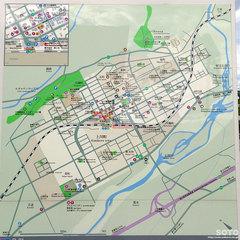 上川町マップ