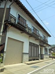 村岡の町並み(2)
