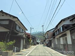 村岡の町並み(3)