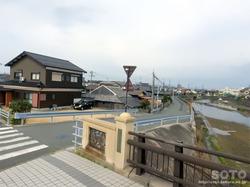阿知須の町並み(1)