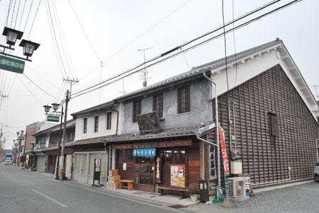 玉名の商店街(1)