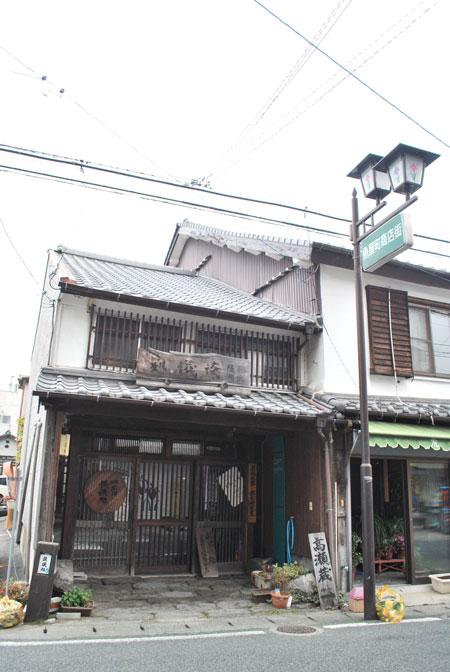 玉名の商店街(2)