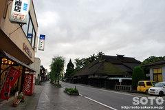 関川の町並み(1)