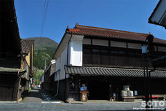 津和野の町並み(3)