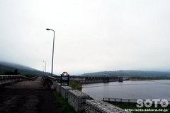 美利河ダム(2)