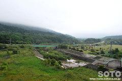 美利河ダム(3)