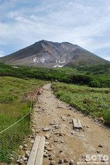旭岳登山(1)