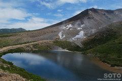 旭岳登山(姿見の池)