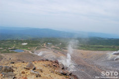 旭岳登山(2)
