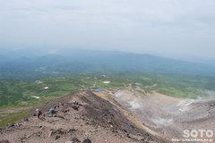 旭岳登山(3)