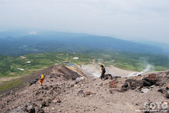 旭岳登山(4)