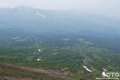 旭岳登山(5)