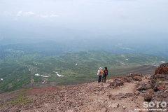 旭岳登山(6)