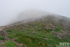 旭岳登山(8)