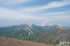 旭岳登山(山頂2)
