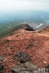 旭岳登山(11)