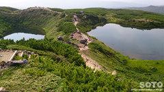 旭岳登山(夫婦池)