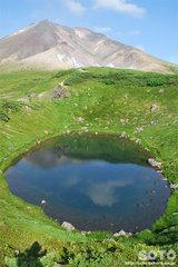 旭岳登山(鏡池)