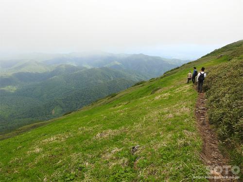 狩場山登山(34)