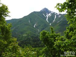 ポン山(利尻富士)