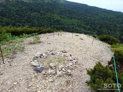 ポン山(大ポン山頂上2)