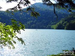 然別湖畔散策(24)