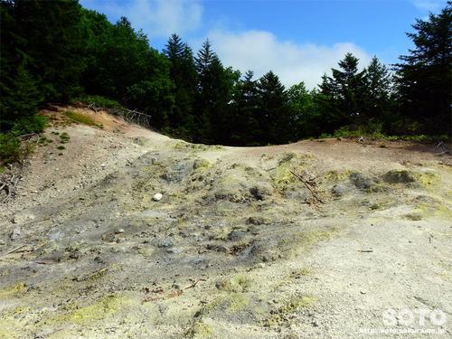 第2硫黄山(2)