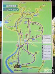 ネイチャートレイル(地図)