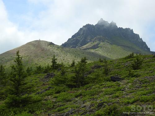 北海道駒ヶ岳(16)