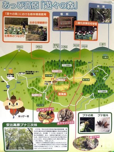遊々の森(マップ)
