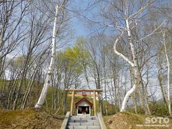 暗門龍王神社