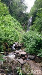 平山登山(夫婦滝)