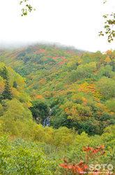 愛山渓沼の平(村雨の滝1)