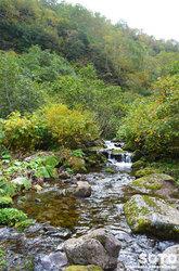 愛山渓沼の平(昇天の滝)